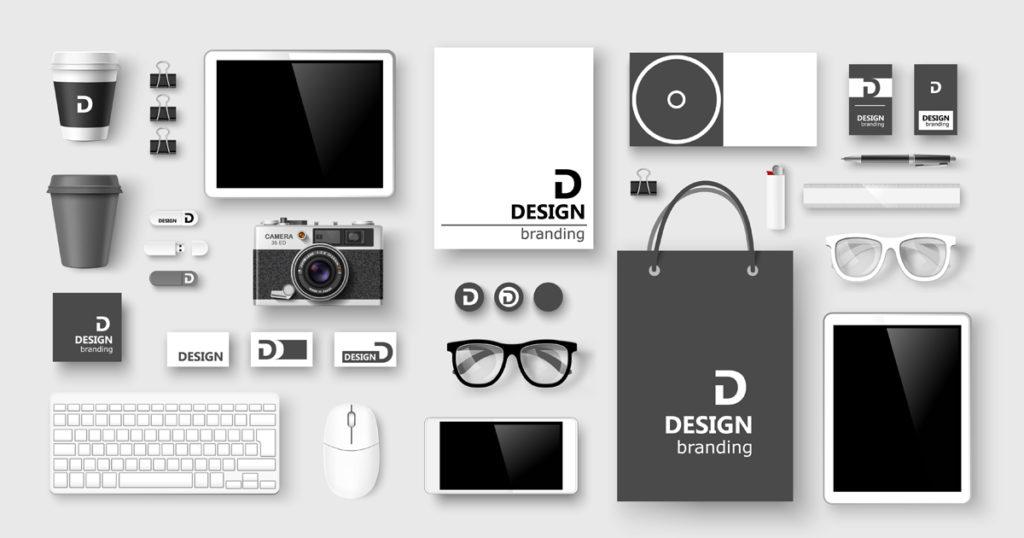 Branding for image